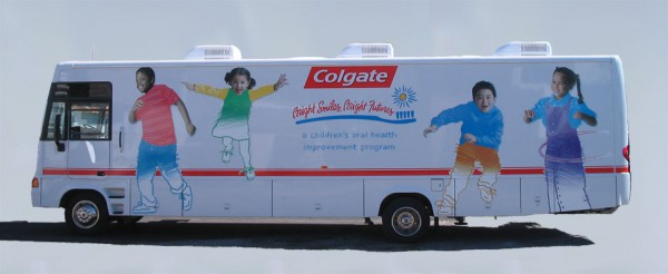 2012 Colgate Dental Screenings